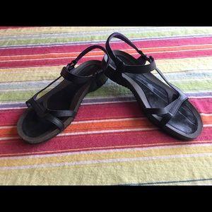 Teva Cabrillo Sandal, Black, 8